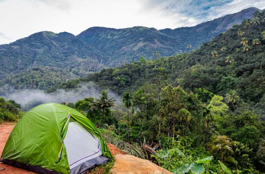 Tips for solo camping