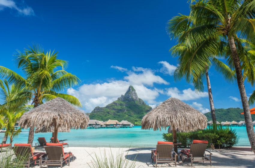 Paradise Island: Tahiti