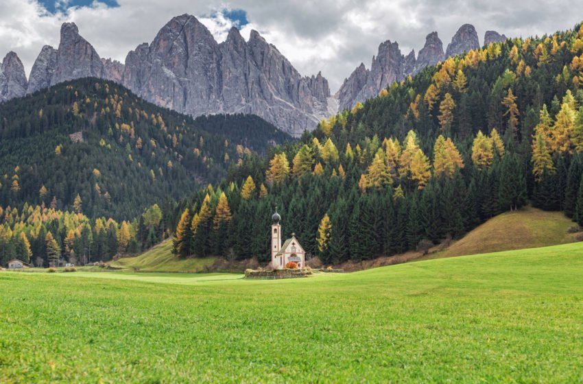 Why you must visit the Dolomites in Italy?