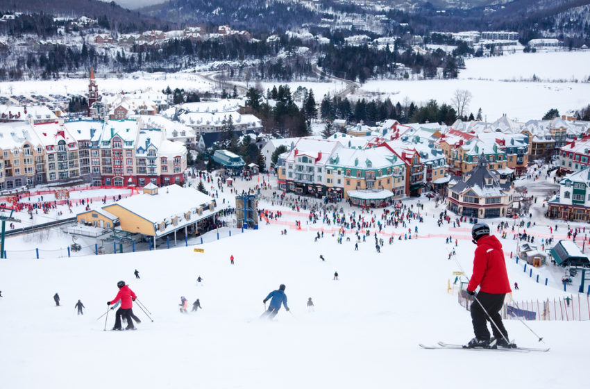 Enjoy the most affordable ski vacation at Mont Tremblant