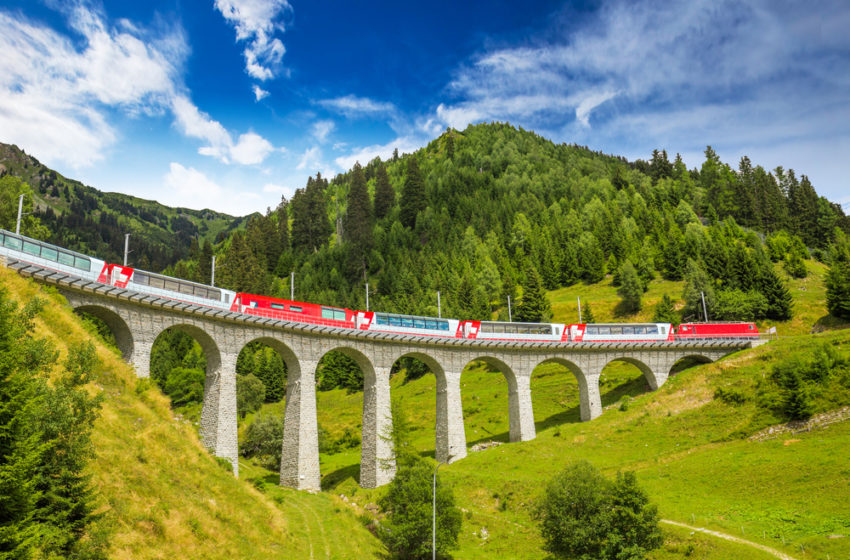 Why traveling by train is the next best thing?